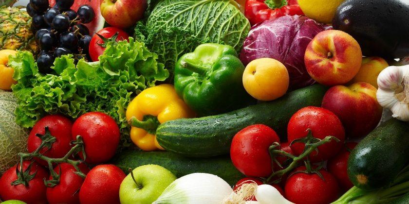 Vorteile von Obst und Gemüse